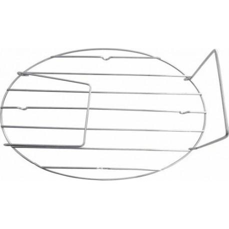 GRILLE ROASTER OVALE MM