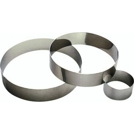 Cercle à mousse, 12 cm