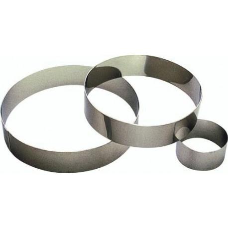 Cercle à mousse, 16 cm