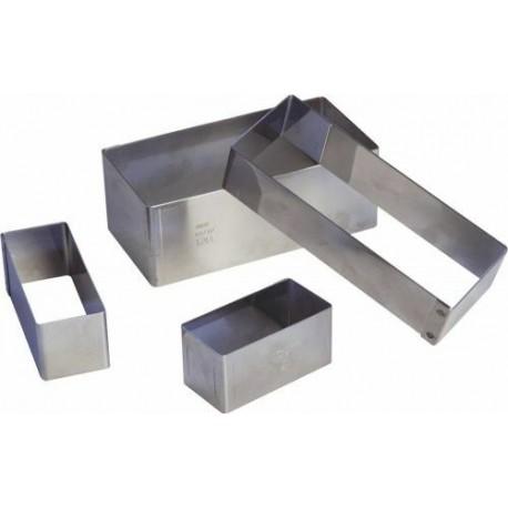 Cadre rectangle, 12x6x4,5cm