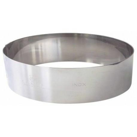 Cercle à vacherin, 14 cm