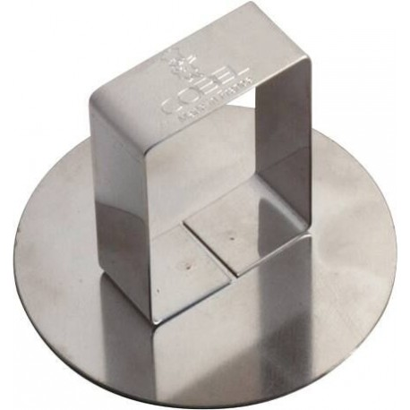 POUSSOIR INOX POUR CERCLE Ø4,8CM