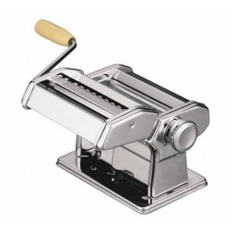 Machine à pâtes manuelle chromée