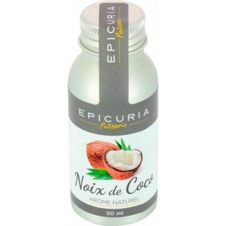 Arôme naturel noix de coco Epicuria 50ml