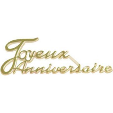 Inscription Joyeux Anniversaire /5
