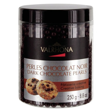 PERLES CHOCOLAT NOIR 250G