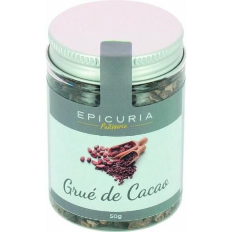 GRUE DE CACAO EPICURIA 50G
