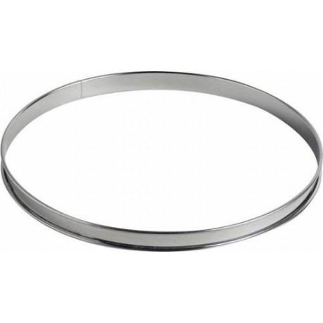 Cercle à tarte 26x2,7cm