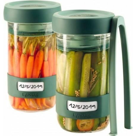 Bocal de macération kit pickles /2