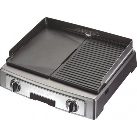 PLANCHA BARBECUE POWER + PLAQUE GRIL