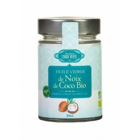 HUILE VIERGE DE NOIX DE COCO BIO 31CL