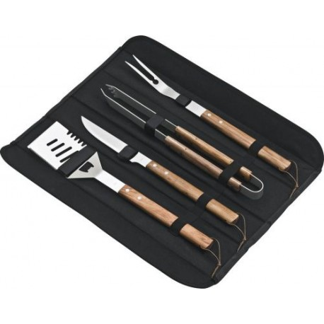 TROUSSE BARBECUE 4 PIECES