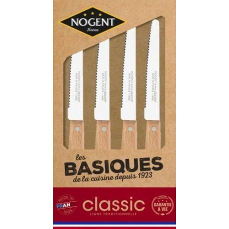 Couteaux de table Les basiques classic