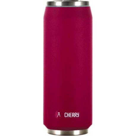 """CANETTE PULL CAN""""IT ROUGE MAT 50CL"""