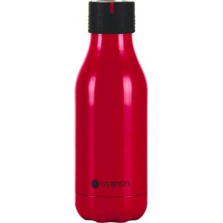 BOUTEILLE TIME UP ROUGE BRILLANT 28CL
