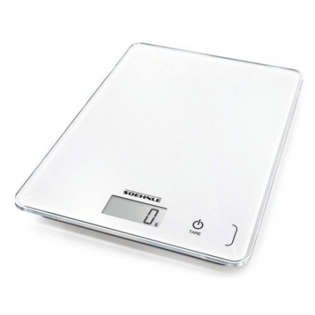 Balance électronique 5kg blanche