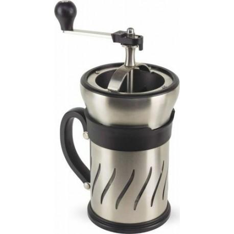 MOULIN À CAFÉ ET CAFETIÈRE À PISTON