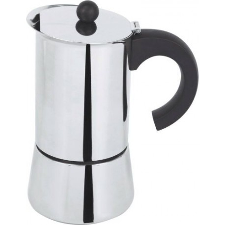 CAFETIÈRE INDUCTION INOX 10 TASSES