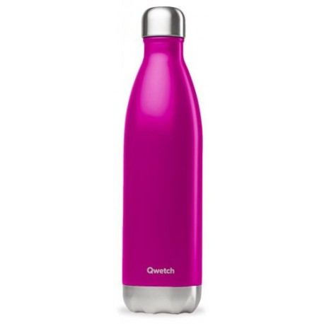BOUTEILLE ISOTHERME MAGENTA 75CL