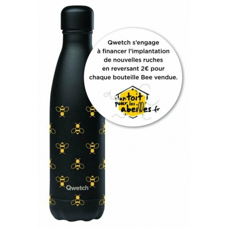 BOUTEILLE ISOTHERME BEE 50CL