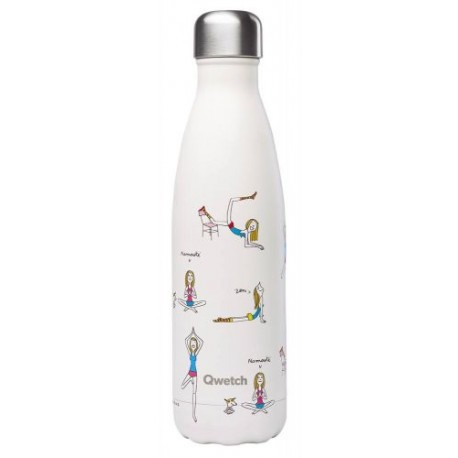 BOUTEILLE ISOTHERME YOGA BY SOLEDAD 50CL