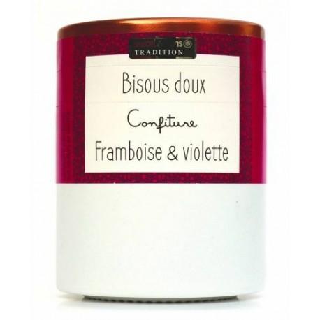CONFITURE FRAMBOISE VIOLETTE 140G