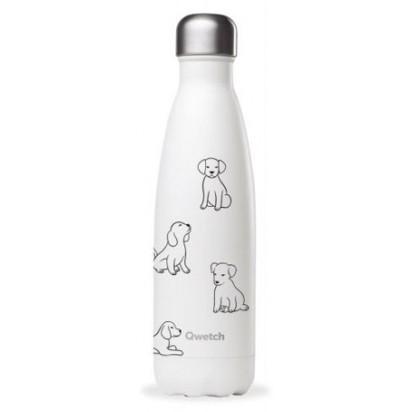 BOUTEILLE ISOTHERME PRETTY DOGS 50CL