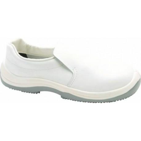 Chaussure de sécurite Odet blanche mixte p38