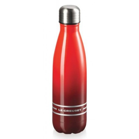 BOUTEILLE ISOTHERME CERISE 50 CL