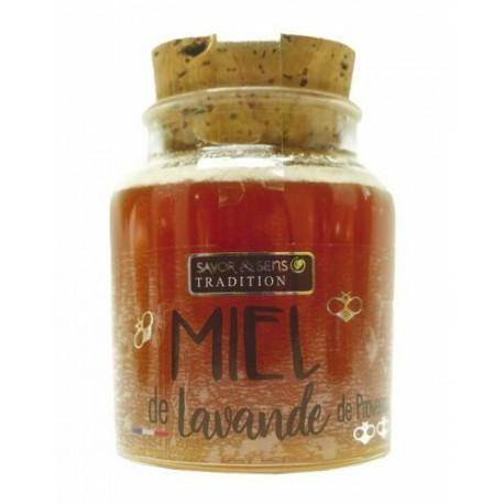 Miel de lavande de Provence 160g