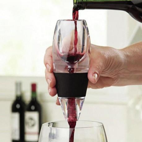 Aérateur de vin rouge Vinturi