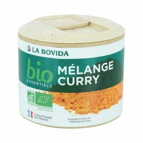 Mélange curry Bio Essentiels