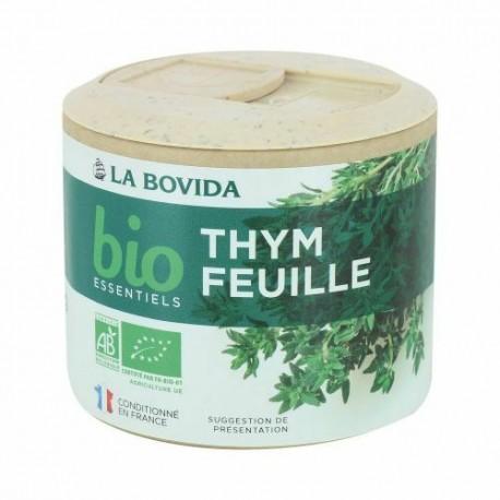 Thym feuille Bio Essentiels