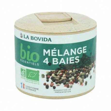 Mélange 4 baies Bio Essentiels