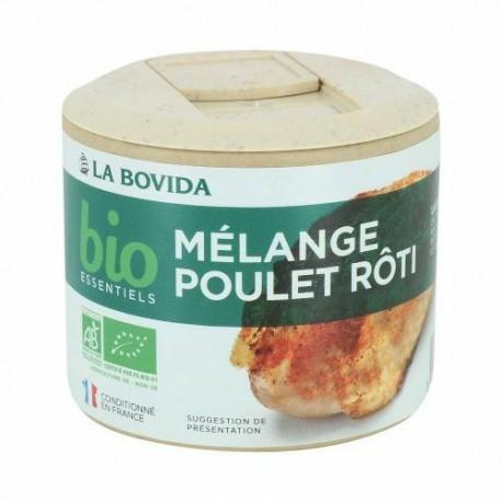 Assaisonnement poulet rôti Bio Essentiels