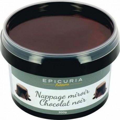 NAPPAGE MIROIR CHOCOLAT