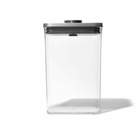 Boîte de conservation pop oxo rectangulaire 2,6 L