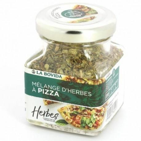 HERBES A PIZZA