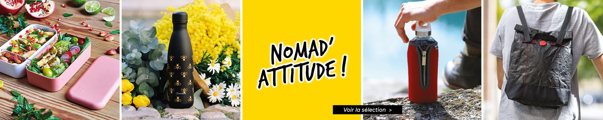 Nomad'Attitude !